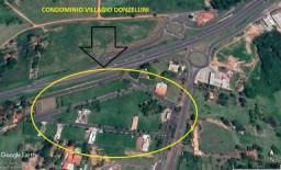 Terreno 396m² condomínio Villagio Donzelline