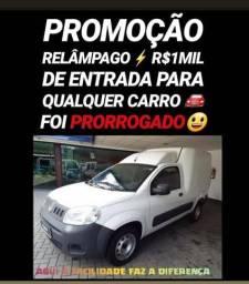 Fiat/FIORINO BAÚ 1.4 2017 COMPLETA(R$1MIL DE ENTRADA)SHOWROOM AUTOMÓVEIS - 2017