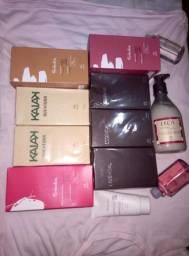 Perfumes essencial e kaiak