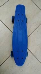 Skate Mini Cruiser Azul