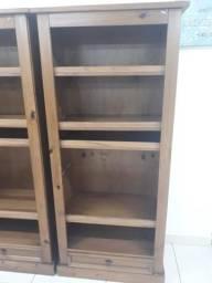 Livreiro madeira de demolição preço unitário