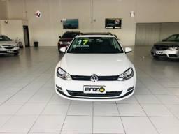 Vw - Volkswagen Golf Variant ConfortLine 1.4 TSI Unico Dono - 2017