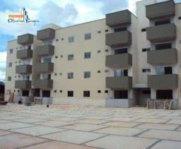 Apartamento com 2 dormitórios à venda, 60 m² por R$ 168.000,00 - Jk Parque Industrial Nova