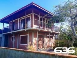 Casa à venda com 2 dormitórios em Salinas, Balneário barra do sul cod:03015601
