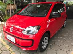 Volkswagen Up! 1.0 12v E-Flex take up! 2p