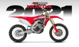 VENDO CRF250 RX 2021 0KM