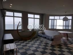 Apartamento à venda com 2 dormitórios em Copacabana, Rio de janeiro cod:CO2AP28737