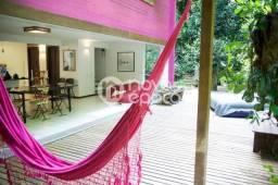 Casa de condomínio à venda com 3 dormitórios em São conrado, Rio de janeiro cod:BO3CS11063