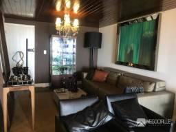 Apartamento Duplex com 4 dormitórios à venda, 350 m² por R$ 749.900,00 - Camboinha - Cabed