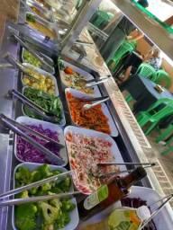 Restaurante comida caseira(setor oeste)
