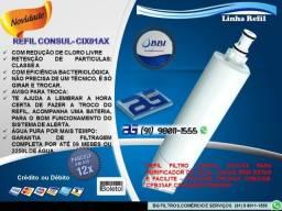 Refil Purificador Consul- CIX01AX- Entrega e Troca Grátis