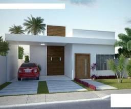 Título do anúncio: R$ 480 mil casa nova, 3/4 condomínio parque paraíso pra financiamento