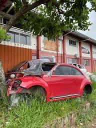 Sucata para retirada de peças- VW Fusca 2014 Tsi