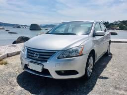 Nissan sentra sl 2.0 aut ( cvt ) em raro estado de conservação! 32.600 km rodados!!! - 2015