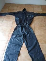 Capa de chuva para motoqueiro ALBA com bota