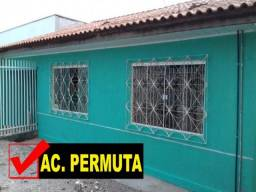 Terreno com 05 Imóveis alugados Boqueirão / Hauer Curitiba PR - Vitória Imóveis Curitiba