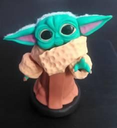 Baby yoda miniatura