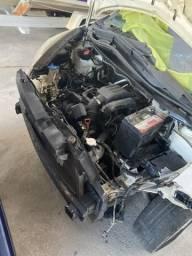 Sucata motor e câmbio picanto 2013 automático