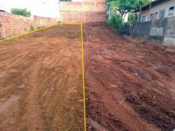 Terreno encaixado com 181,50m² na Vila Nova Paulista