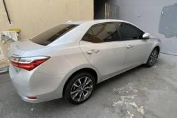 Corolla Altis 2.0 Flex Auto Multi-Drive S Prata 17/18 - 2018