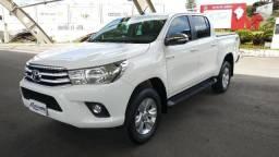 Toyota SRV 2.8 4X4 CD Diesel 2017 Ranger S-10 Frontier L200 Triton - 2017