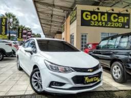 Chevrolet Cruze LT 1.4 Turbo-(22 Mil KM, Padrao Gold Car) - 2018