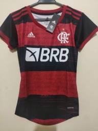 Flamengo Feminina P M G e GG