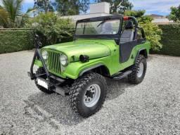 Jeep Wyilis 1960