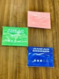 Faixa elástica kit com 3 faixas
