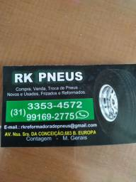 Contrata-se reformador de pneu
