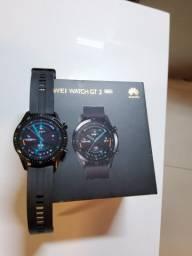 Huawei watch GT 2 - em estado de novo