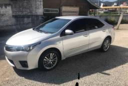 Vendo Corolla XEI 2015