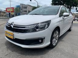 Citroen C4 Lounge 1.6 flex 2019 + unico dono + ipva pago + gps multimida