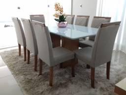 Mesa de jantar nova completa