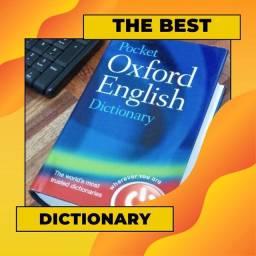 Dicionário Inglês Oxford!! O melhor