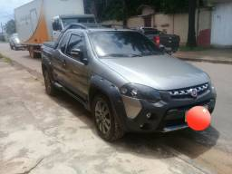 Vende-se uma fiat/Strada advent flex ano 2015