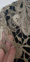 Vestido de festa rendado lindo