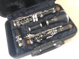 Clarinete Yamaha Advantage zerada....