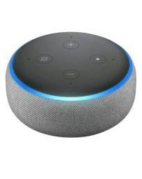 Echo Dot (3ª Geração): Smart Speaker com Alexa - Cor Preta<br><br>