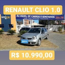 Renault clio 2 portas 1.0 basico