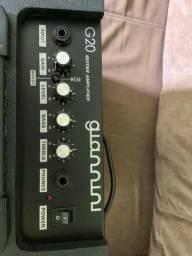 Caixa amplificadora Giannini G20 RMS 20W/ 4ohm