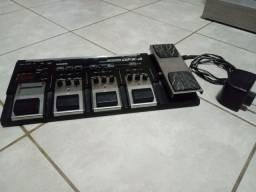Pedaleira Zoom GFX-4