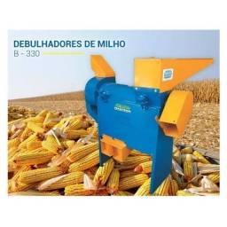 Promoção-Debulhador de Milho Vencedora B - 330 para Motor Estacionário-Agromaquinas