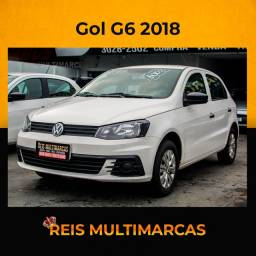 Gol G7 1.0 Completo Top !! 2018
