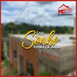 Mc Corretora Imóveis vende casa em construção no bairro Guanabara.