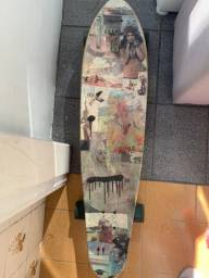 Longboard skate globe