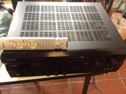 Receiver Yamaha RX-V795-A parcelo no cartão/ML avalio trocas
