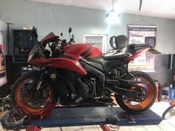 Moto Honda cb600rr