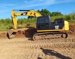 Escavadeira Cat 318D2L