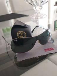 Óculos de sol Ray Ban RB3211 máscara
